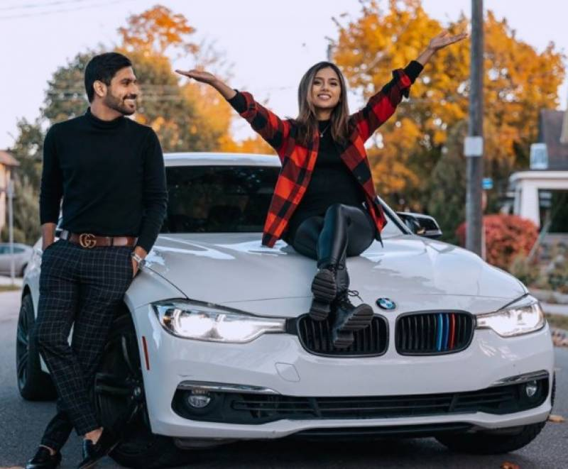 Don't build your relationship based on materialistic things, says Zaid Ali