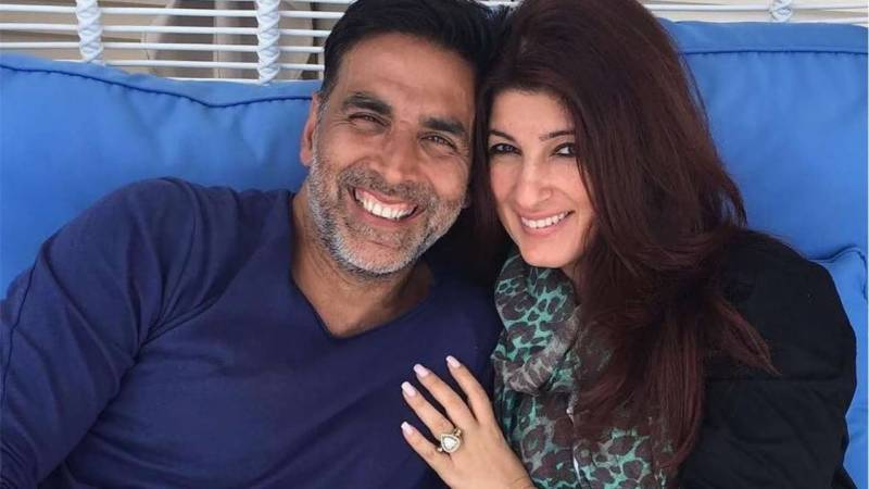 Husbands just stop functioning efficiently after one year, says Twinkle Khanna