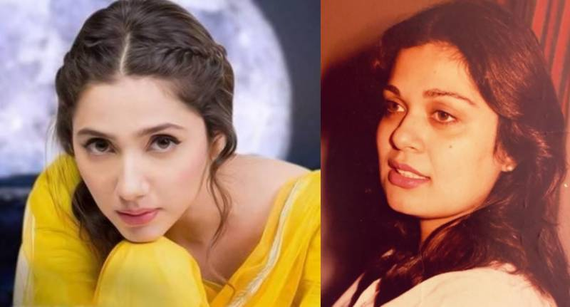 Mahira Khan pens a heartfelt note for mother on her birthday
