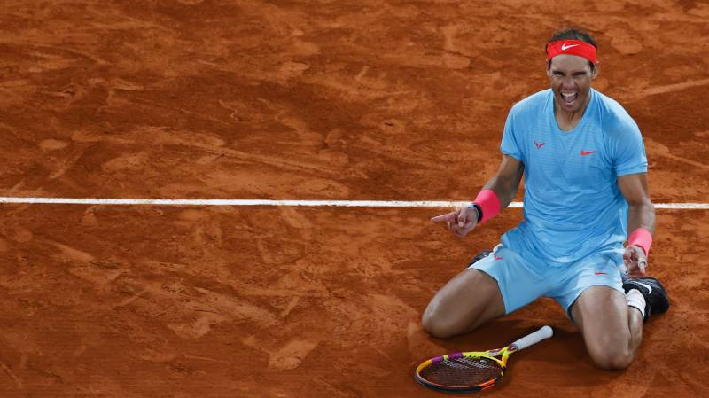 Nadal to play Paris Masters next month