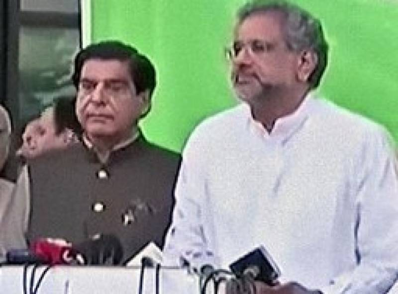Abbasi wonders what will happen to people when an IG is abducted