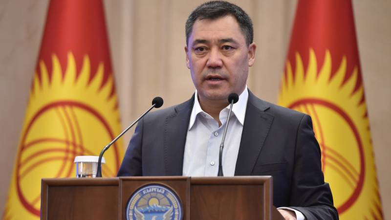 Kyrgyzstan sets new polls as new PM reassures Russia