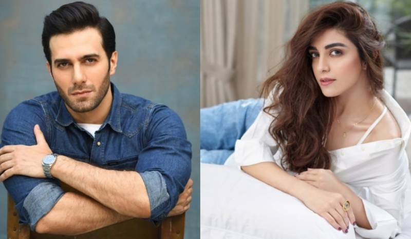 Maya Ali, Emmad Irfani pair up in Shoaib Mansoor's next film