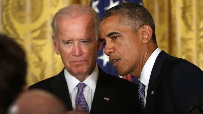 Obama hits campaign trail for Biden in final stretch of White House race