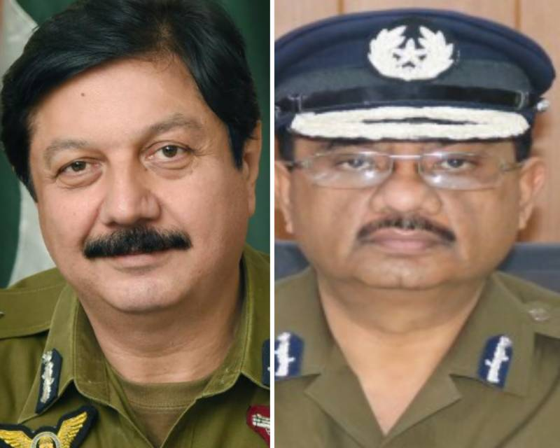 Punjab IGP, Lahore CCPO one on court-martialling cops