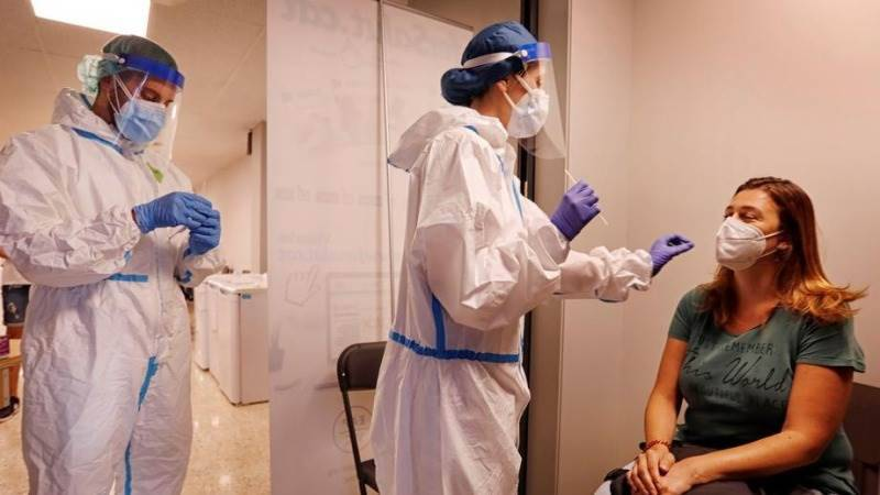 Spain becomes first EU nation with one million virus cases