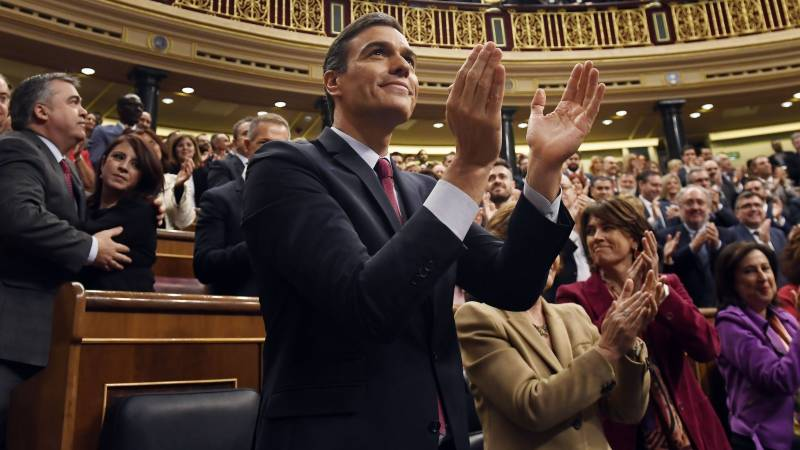 Spain far-right files no-confidence motion against govt