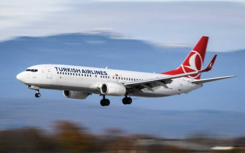 Turkish Airlines fined for flying Covid patient into Pakistan