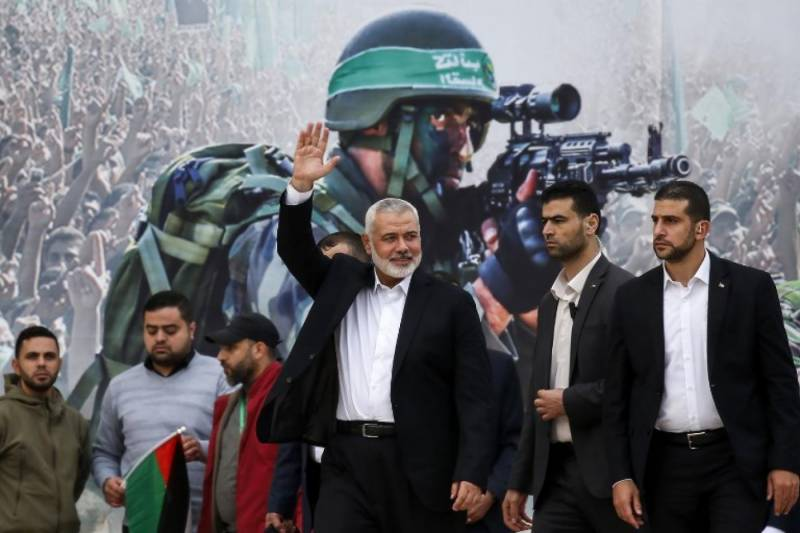 Israel-Sudan accord 'political sin' against Palestinians: Hamas