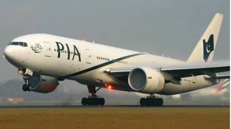 PIA flight airlifts 165 Pakistanis from Chengdu to Islamabad