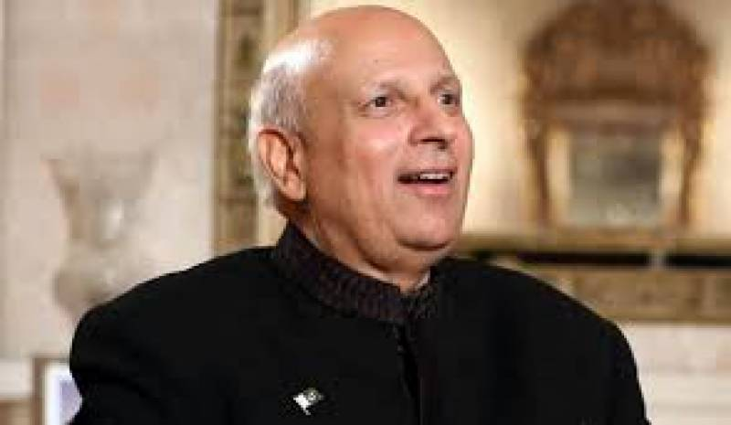 Punjab governor restores scholarships for Baloch students