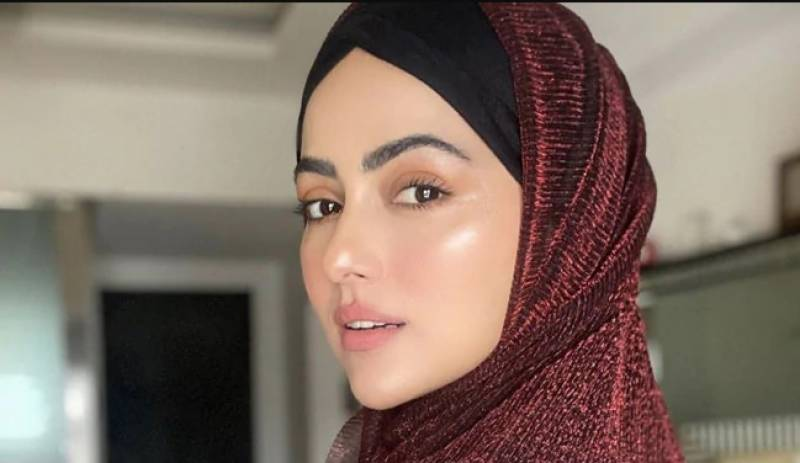 Sana Khan wants to visit Holy Kaaba after quitting Bollywood