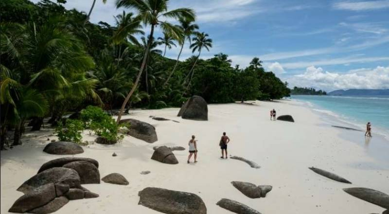 Seychelles suffers dearth of tourists