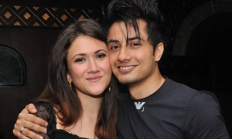 Ali Zafar is the most honest person I have ever met, says wife Ayesha Fazli