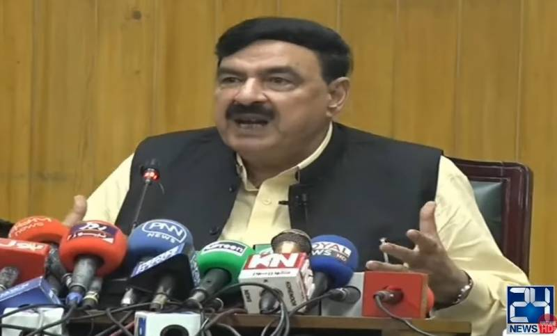 New 120 courts to bring political stability, says Sh Rashid
