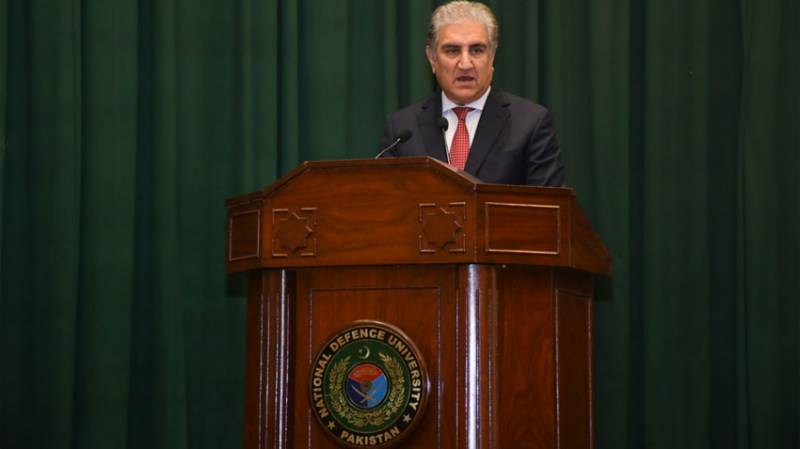 Pakistan's effort for peace being commended: FM