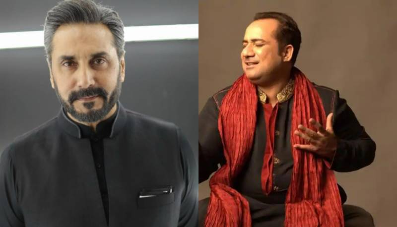 Rahat Fateh Ali Khan, Adnan Siddiqui's dua video wins hearts of fans