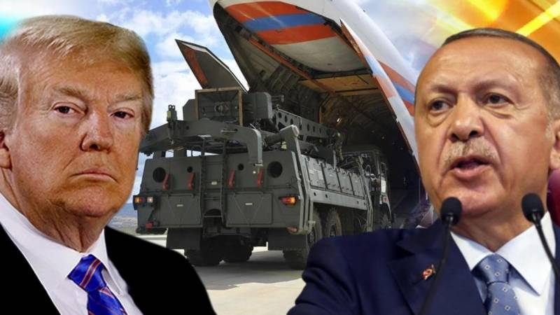 Turkey rejects US pressure over Russian air defence system