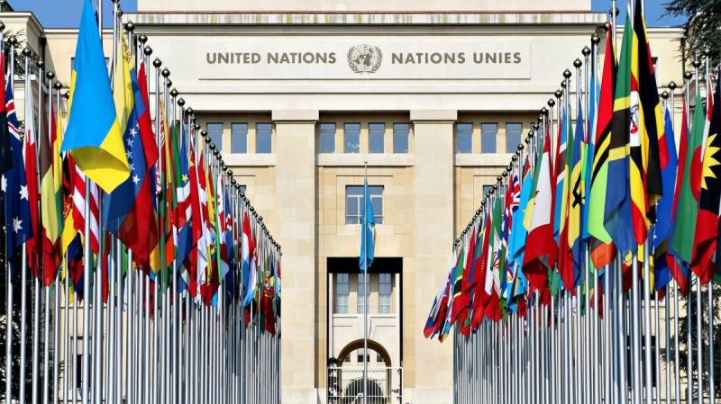 United Nations failing to keep nations united