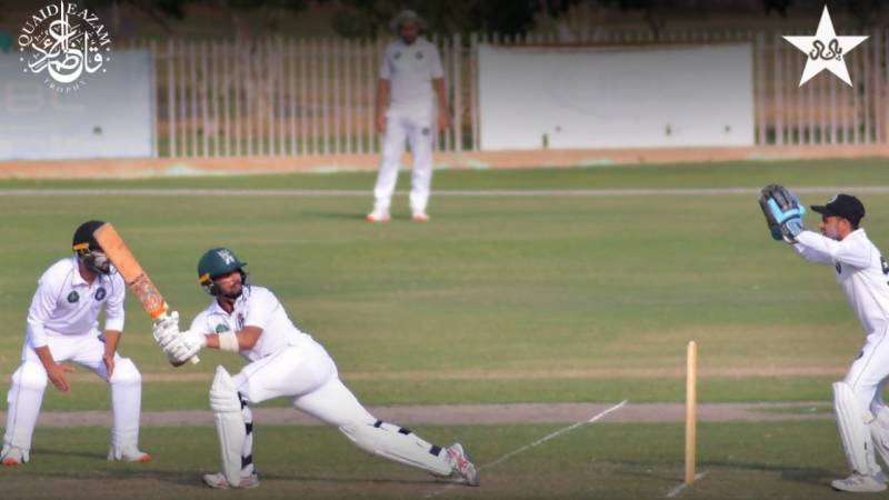 Bowlers dominate day one of first-class Quaid-e-Azam Trophy