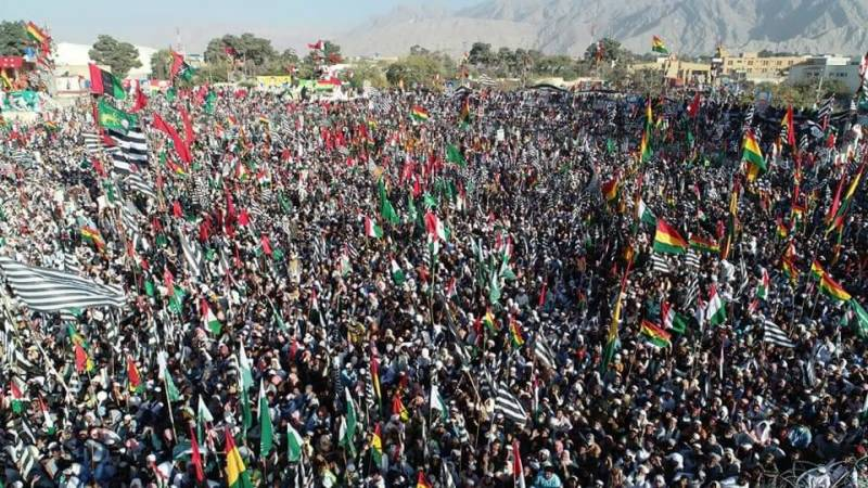 PDM power show in Quetta an eye-opener for govt