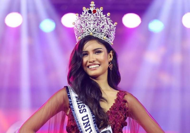 Rabiya Mateo wins Miss Universe pageant in Philippines