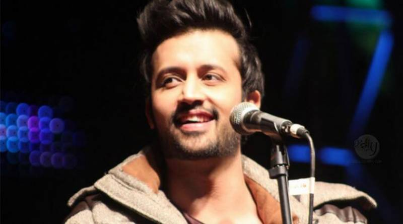 Atif Aslam reciting Naat at Mehfil-E-Milaad wins fans hearts