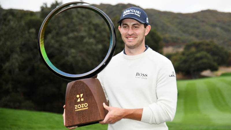 Cantlay holds off Rahm, Thomas to capture PGA Zozo crown