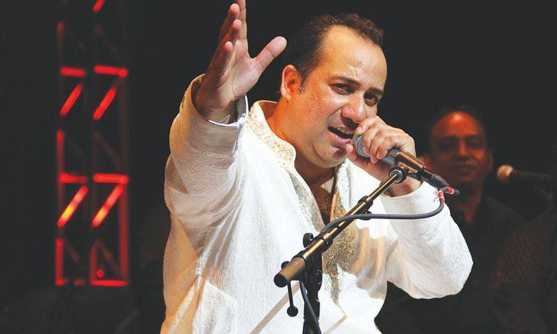 Rahat Fateh Khan's video takes internet by storm