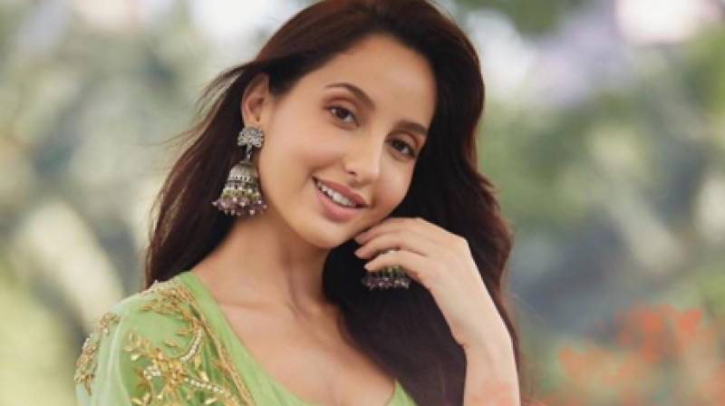 Nora Fatehi's new car dance video goes viral