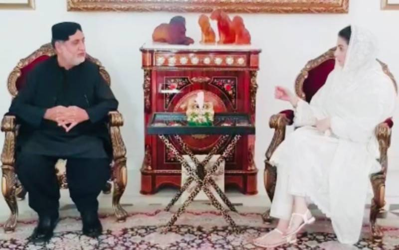 After talks with Maryam, Mengal says 'we don't want to eat pizzas'