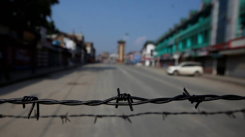 October 27: The tyranny continues in Kashmir