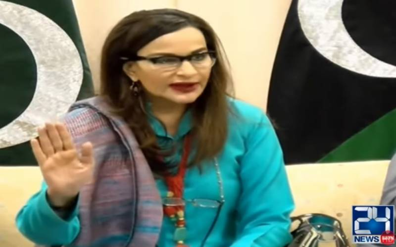 Who is running the country, Sherry Rehman wonders