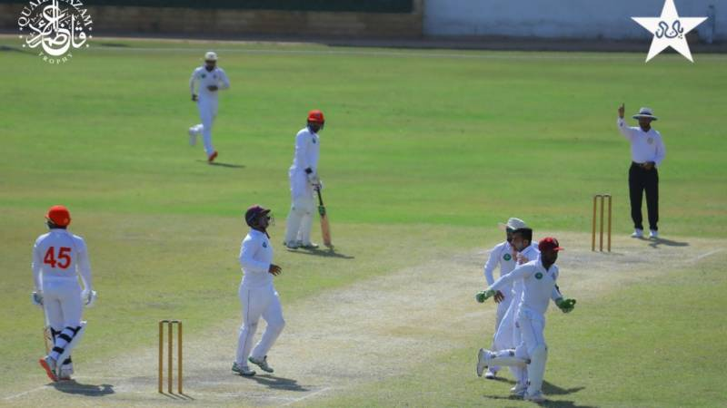 Zahid Mahmood spins Southern Punjab to innings win in QeA Trophy
