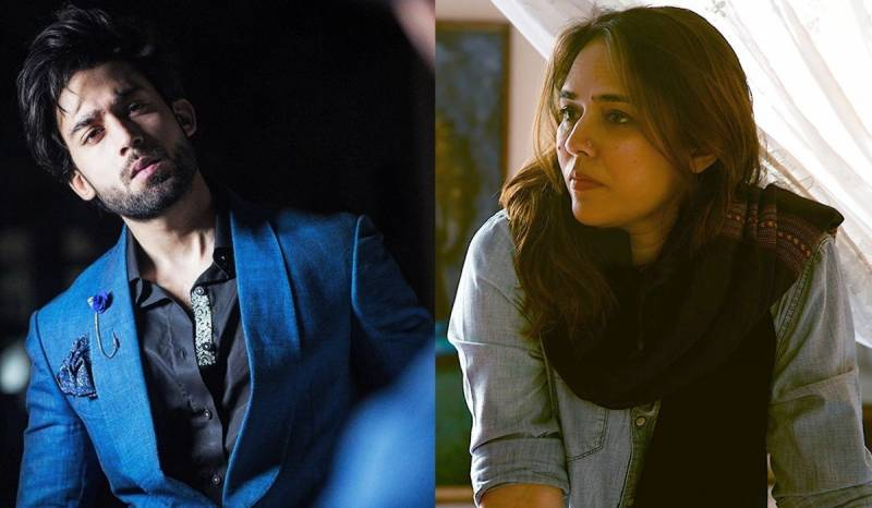 Bilal Abbas confesses he always dreamt of working with Mehreen Jabbar