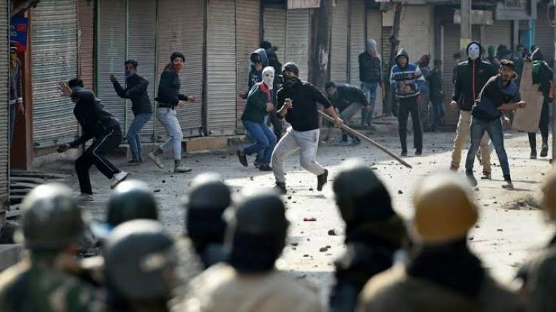 India implementing Kashmir agenda while 'apprentice' PTI govt makes hollow statements