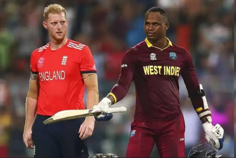 Marlon Samuels criticised for 'appalling' tirade at Stokes