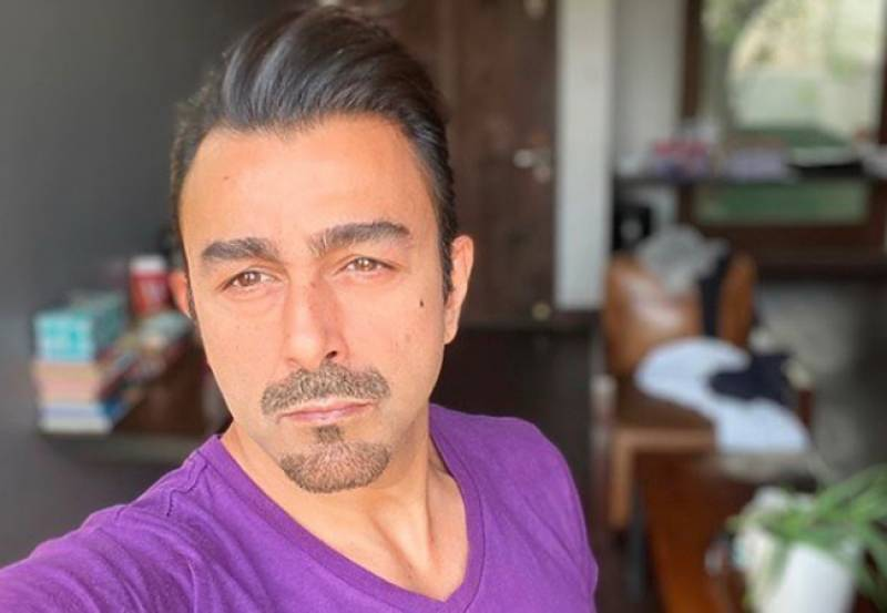 Shaan Shahid shares snippet of his upcoming song