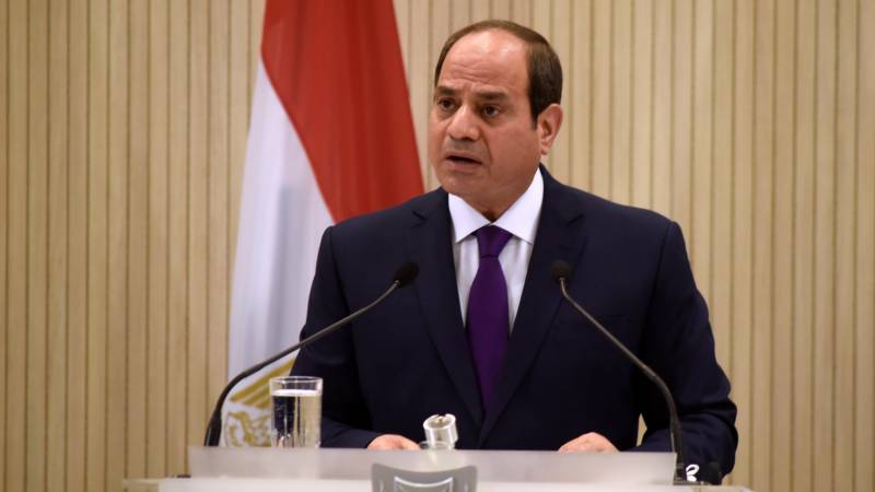 'Stop hurting us': Egypt's Sisi on Prophet cartoons