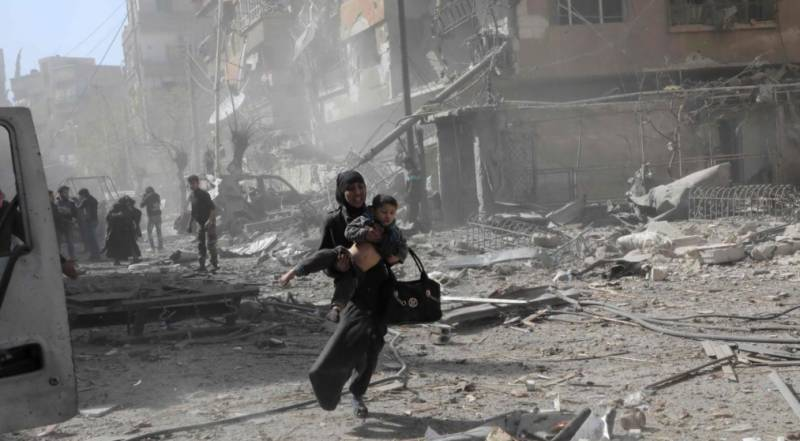 Syria rebels kill 15 regime loyalists after Russia airstrike: monitor