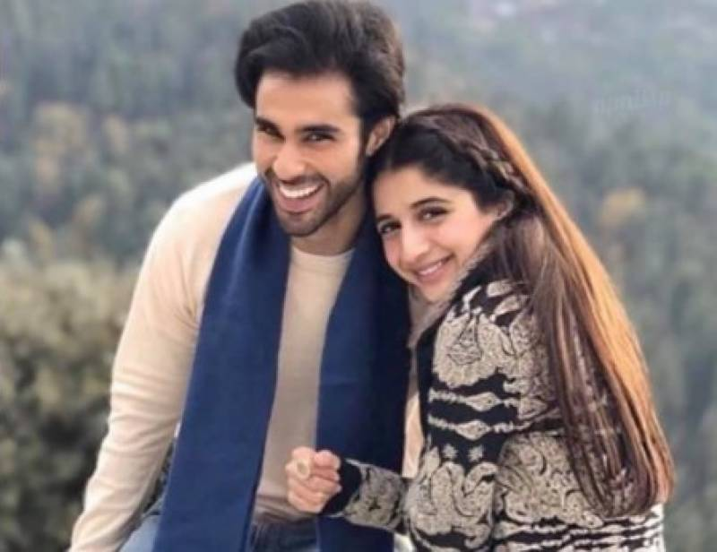 Actor Ameer Gillani launches his first song