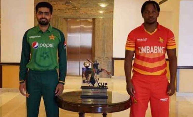 Pakistan win toss, elect to bat first against Zimbabwe in first one-dayer