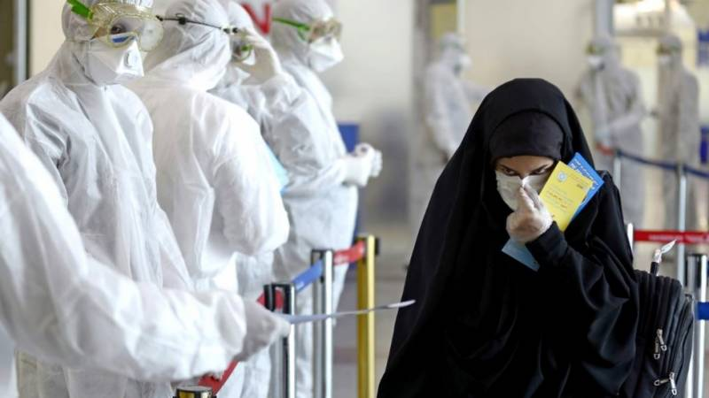 Iran imposes travel restrictions as virus deaths hit record