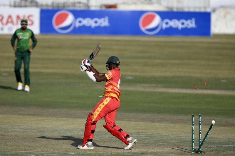 Iftikhar, Babar star in Pakistan's series-clinching win
