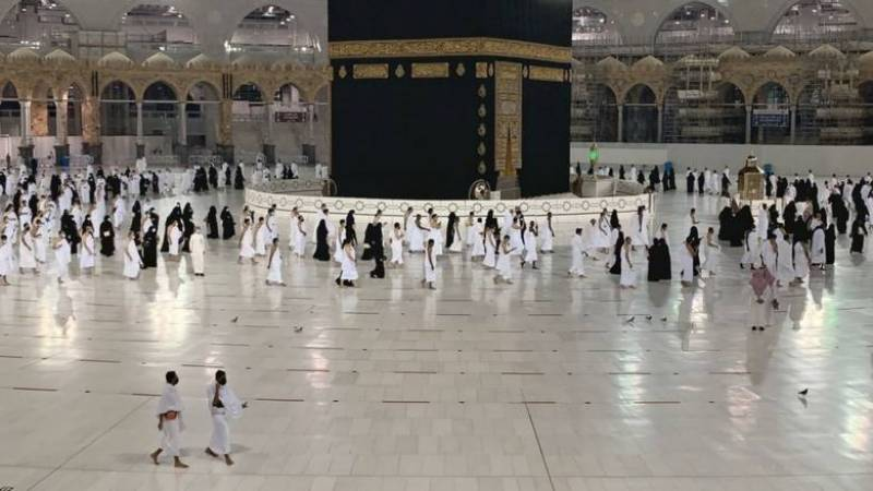 Umrah expanded as foreign pilgrims enter Grand Mosque