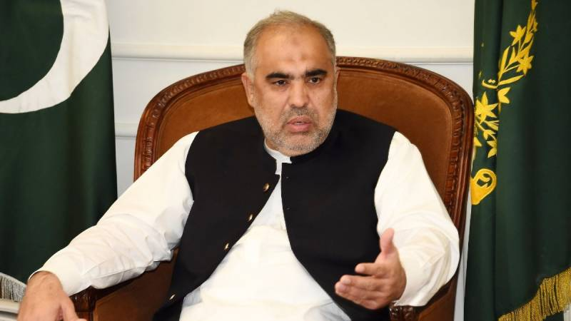 Campaign against national institutions not acceptable: Asad Qaiser