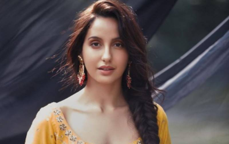 Nora Fatehi flaunts killer dance moves in latest video