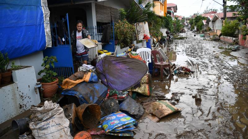 20 dead after Typhoon Goni batters Philippines
