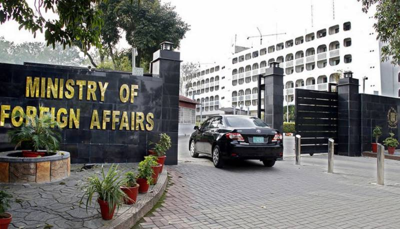 Indian envoy summoned to protest LoC ceasefire violations