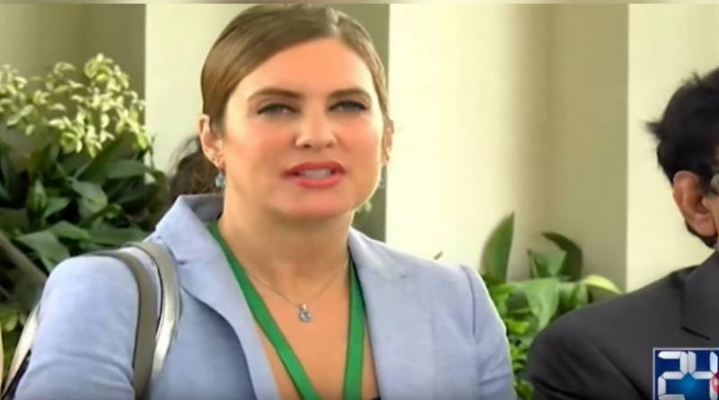Cynthia Ritchie's stay in Pakistan extended till Nov 13
